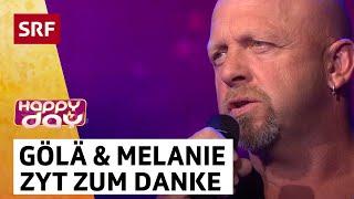 Gölä und Melanie Oesch - «Zyt zum Danke» - Happy Day vom 2.9.2017