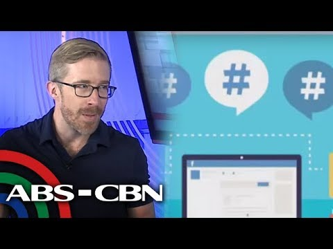 News Now: Meet the man credited with inventing the #hashtag