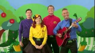 The Wiggles - Exclusive 'Scratch n Sniff' DVD Cover