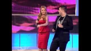 Dejana Eric i Darko Lazic - Kaznio me zivot - ZG 2012/2013 - 22.12.2012. EM 15.