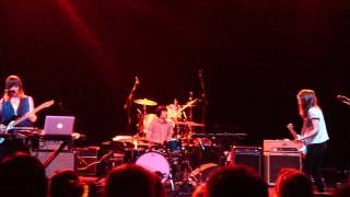 """Now, Now - """"Lucie, Too"""" Live at Ventura Theater June 1st, 2012 1080p"""