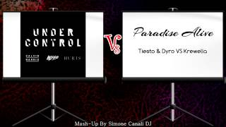 Calvin Harris - Under Control VS Tiesto - Alive Paradise (Mash Up By Simone Canali DJ)