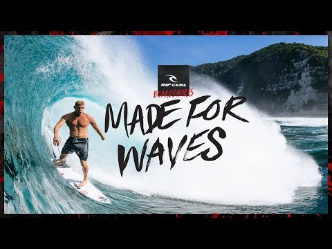 Made For Waves 2018-19 | Rip Curl Mirage Boardshorts