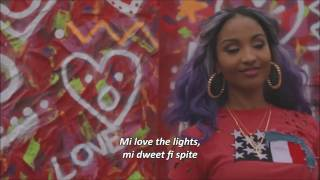 Shenseea - Loodi Feat. Vybz Kartel (Official Video With Lyrics)
