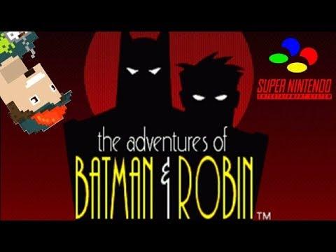 Las aventuras de Batman & Robin SNES || Hazme Recordar