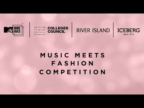 riverisland.com & River Island voucher code video: MTV x British Fashion Council x River Island // Music Meets Fashion: The Finalists