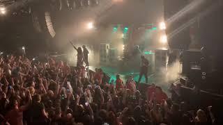 While She Sleeps - Empire Of Silence. Nottingham 2019