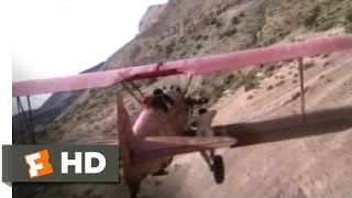 Capricorn One (1978) - Biplane Helicopter Chase Scene (11/11)   Movieclips