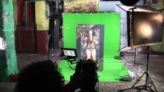"""2012 HD Promo nuevo video de Patry White """"La Dictadora"""" """"Muñeca diabólica"""" - Dir. Joel Guilian"""