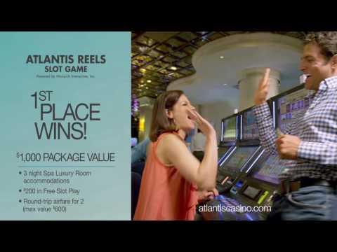 Free Spatacular Online Slot Contest - Atlantis Casino Resort Spa