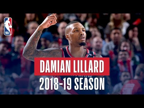 Damian Lillard?s Best Plays From the 2018-19 NBA Regular Season