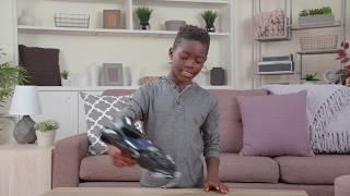 Marvel Black Panther 2-in-1 Panther Jet Vehicle- Smyths Toys