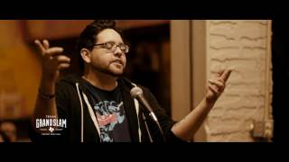 "Rooster Martinez - ""Sewell Park"" @WANPOETRY (TGS 2016)"