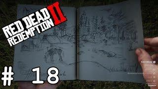 [Let's Play] Red Dead Redemption 2 (Blind) - Teil 18 -