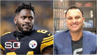 Antonio Brown is a great fit for the Raiders - Drew Rosenhaus | SportsCenter