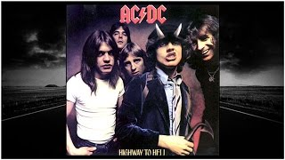 AC/DC, Highway to Hell - INTRO & CHORUS