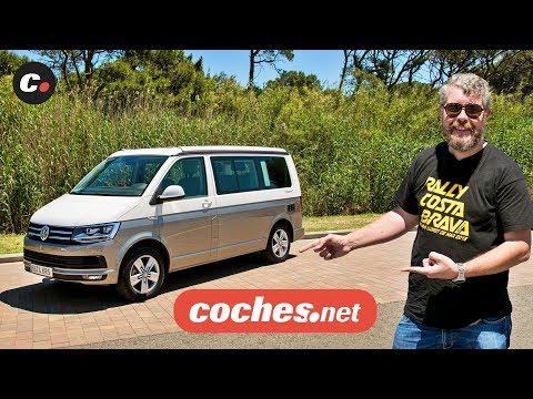 Volkswagen California 2019 | Prueba / Test / Review en español | coches.net