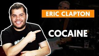 Videoaula COCAINE (aula de guitarra)