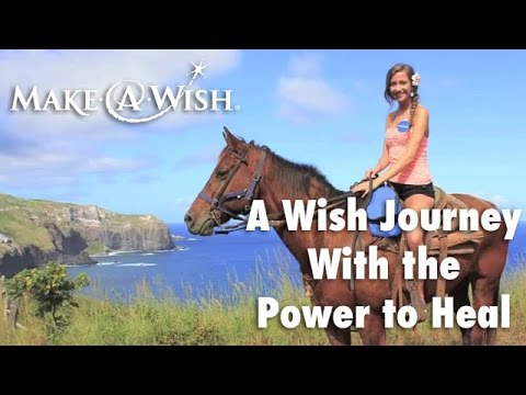 A Wish Journey With the  Power to Heal