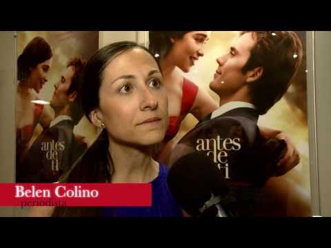 Antes De Ti - Vídeo 'Reacciones' HD
