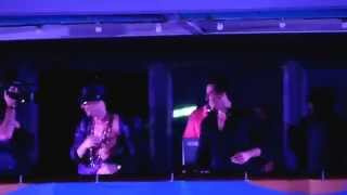 "Jon Knight / Donnie Wahlberg - Tiffany's ""I Think We're Alone Now"" 2012 NKOTB Cruise"