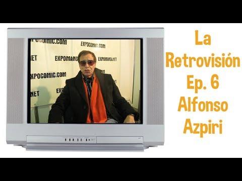 La Retrovisión Ep. 6: Alfonso Azpiri