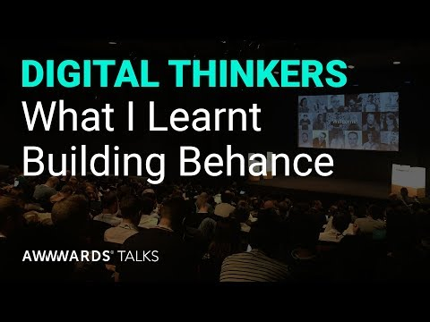 Matias Corea: What I Learnt Building Behance @ Awwwards NYC