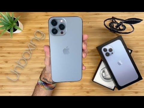 iPhone 13 Pro Max | UNBOXING ITALIANO