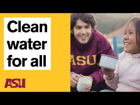 33 Buckets: How one life powered by ASU can change millions.