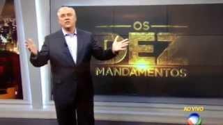 sexta feira sua linda no cidade alerta com Marcelo Resende