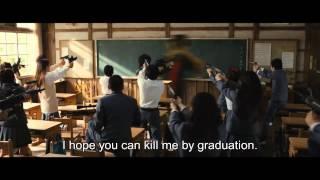 Fantastic Fest 2015 - Assassination Classroom (trailer)