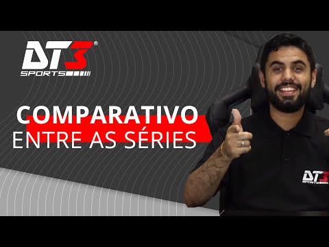COMPARATIVO - Elite, Racing e Gaming Series DT3sports