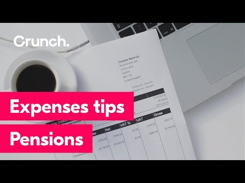 Expenses tips - Pensions
