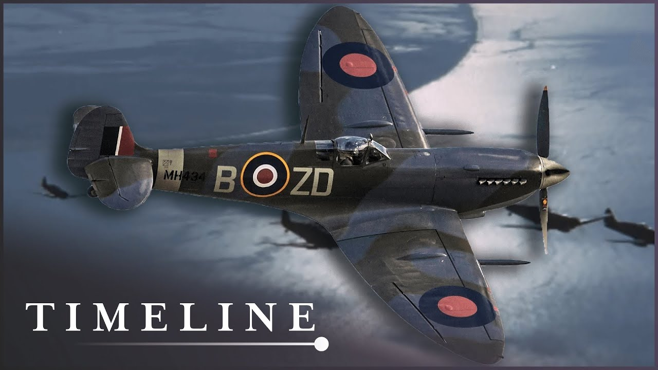How The Spitfire Became An Aviation Masterpiece | The Birth Of A Legend