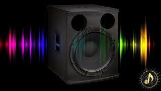 Cinematic Bass Drop Sound Effect
