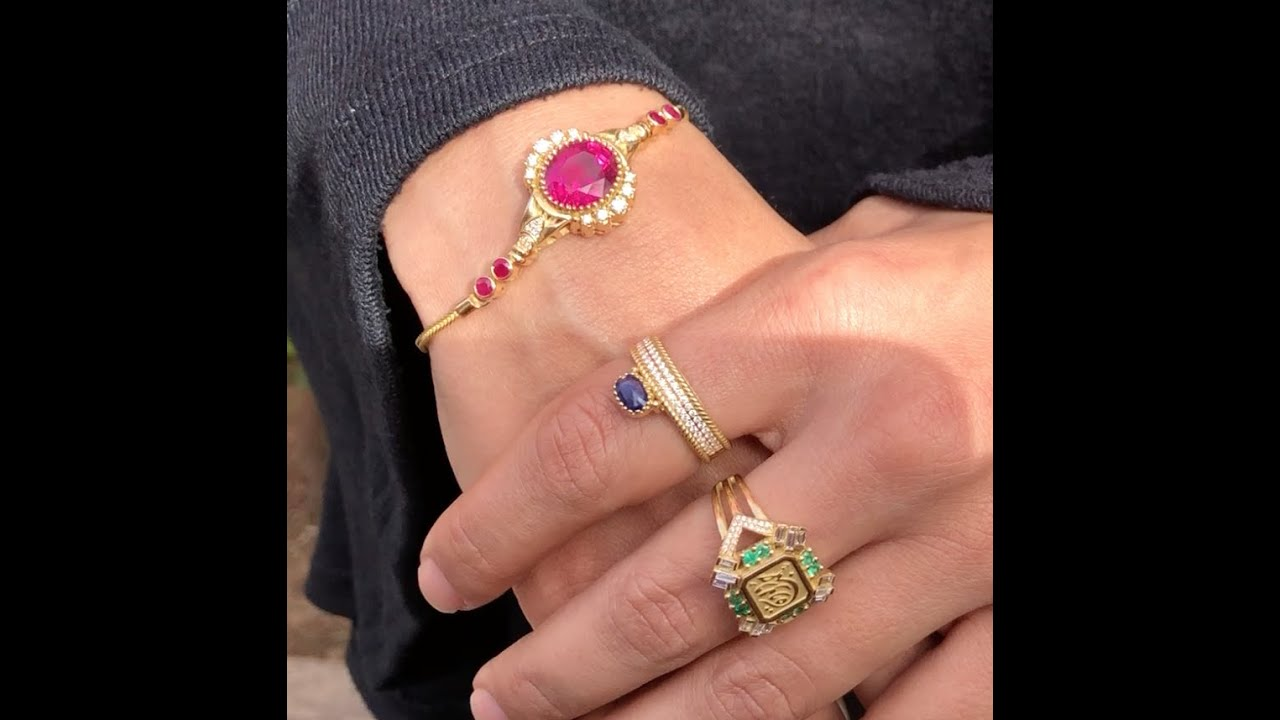 Introducing Azza Fahmy's Gypsy jewels