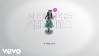 Alkilados - Chiquita (Lyric Video)