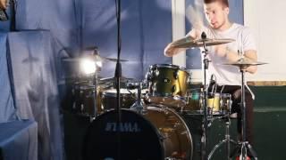 Баста ft.  Полина Гагарина - Голос (drum cover)