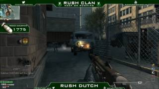 Live *SOLO* 76 Second Moab w/ PP90M1 - CoD: MW3