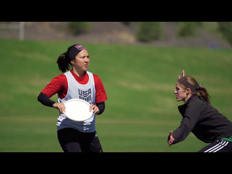 "Video Thumbnail: ""Vision"" – 2017 World Games Team USA Profile: Carolyn Finney"