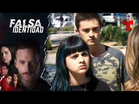 Falsa Identidad 2   Capítulo 25   Telemundo Novelas