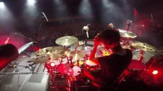 Szopix drums Fragment Agnieszka Chylińska Palladium 2016
