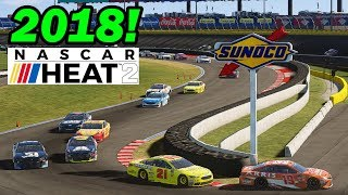 NEWS -- 2018 NASCAR Heat Update -- DETAILS