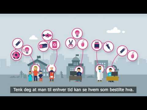 GS1 Norway - Offentlige anskaffelser med undertekster