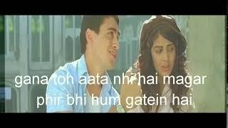 Whatsaap status-kabhi kabhi aditi song lyrics width=