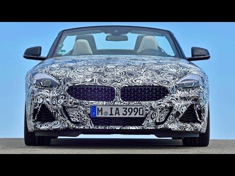 BMW Z4 (2019) Final Testing