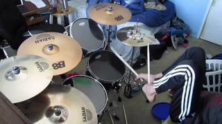 Blessings - Lecrae Ft Ty Dolla $ign - DRUM COVER