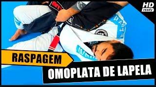 Jiu-Jitsu - Omoplata de Lapela - Gabriel Rocha | BJJCLUB