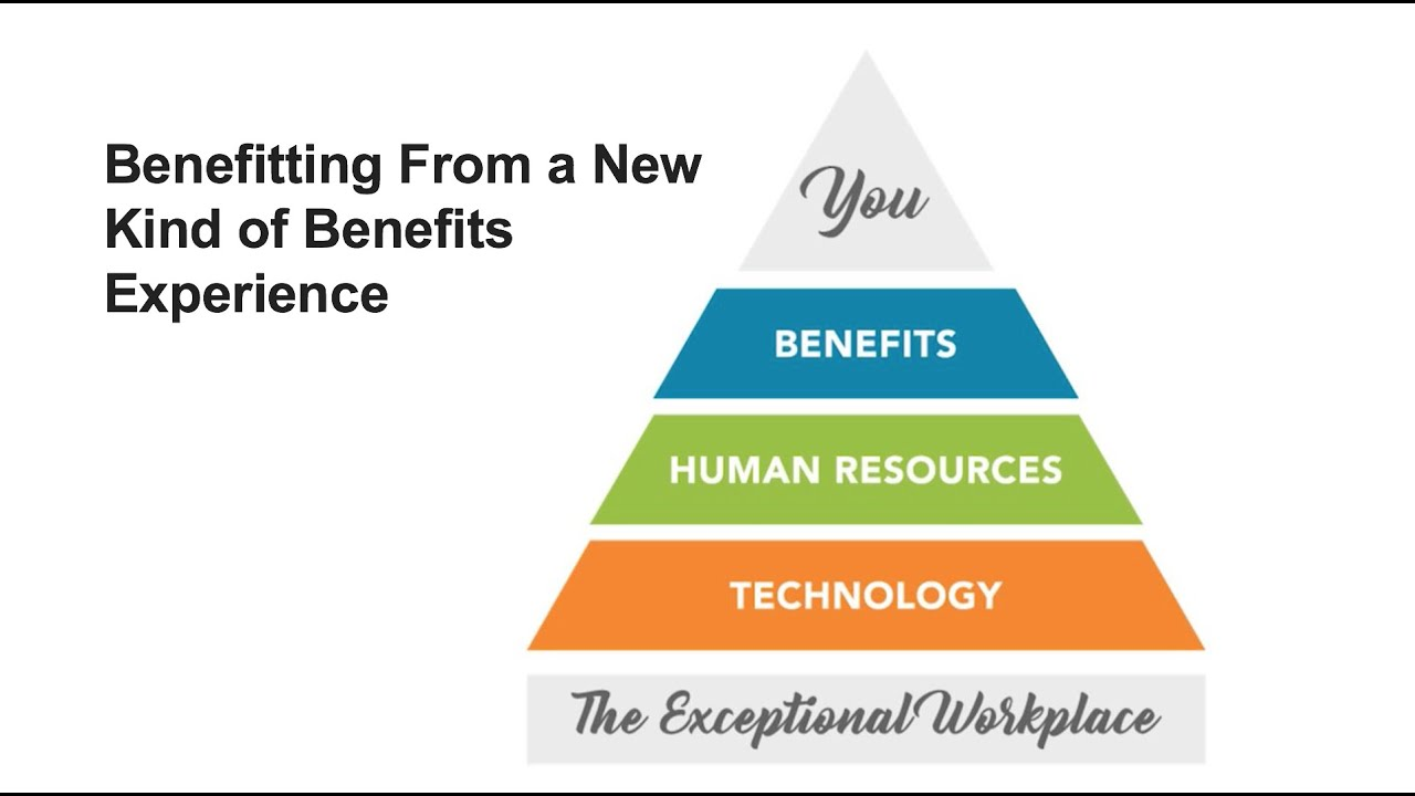 Benefitting From a New Kind of Benefits Experience