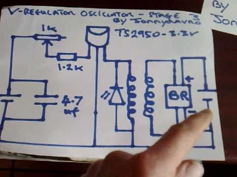 Voltage regulator oscillator